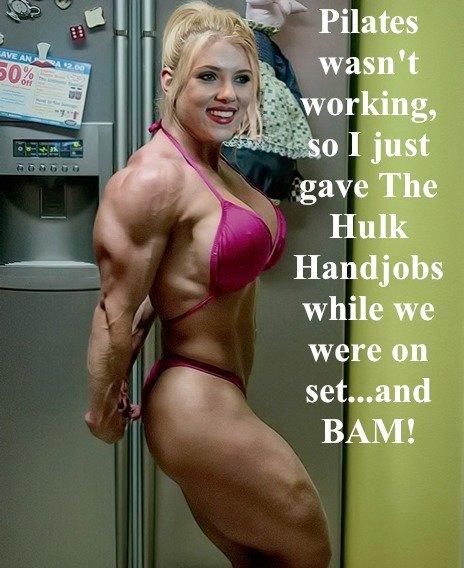 Thanks HULK. HULK SAYS, SMASH DAT ASS.. ...