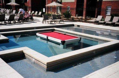 That's not enough pool. .