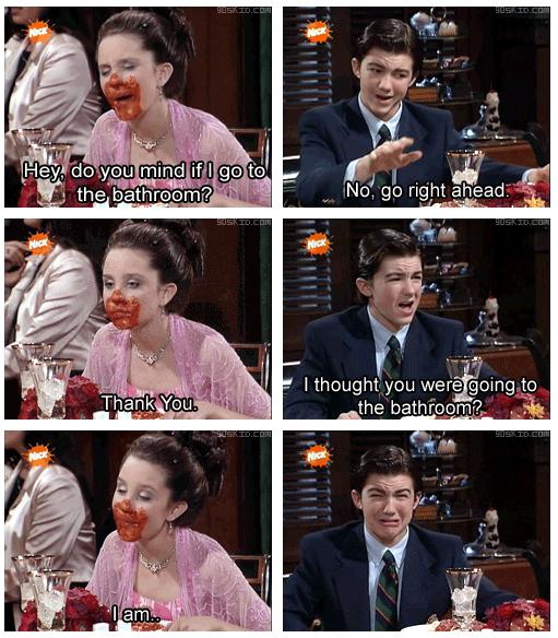 The Amanda Show. . I thought you warining to
