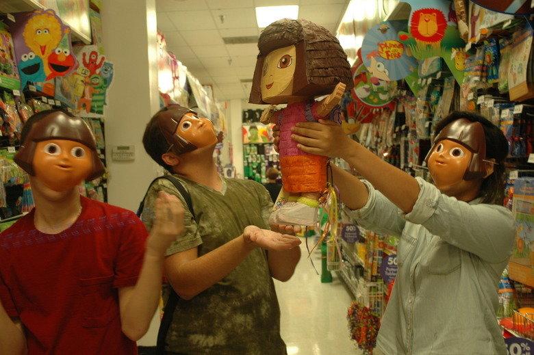 "The Cult of the Explorer. ""BACKPACK BACKPACK! BACKPACK BACKPACK!"".. Dora is love Dora is life"
