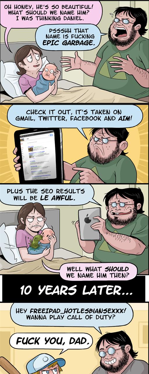The Epic Adventures of Internet Dad. Sauce: www.collegehumor.com/post/6665355/the-epic-adventures-of-internet-dad. so BEAUTIFUL! tal, it'll.. D WE IRANIIE NIH?