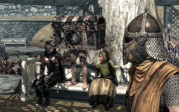 The Greatest Skyrim Armor of All. yup.. >hfw