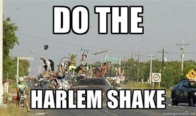 The Worst Harlem Shake. Suddenly. . . Harlem Shake.