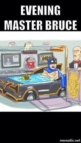 The bathmobile. . BRUCE memetic, net