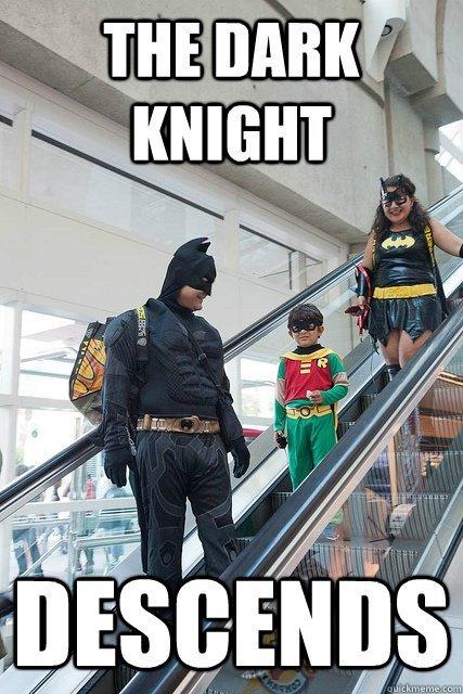 The Dark Knight.... . ffs iife