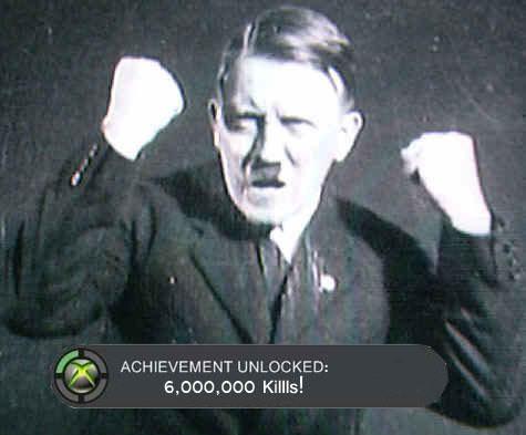 The Hitler achievement. . 000, 000 Kas!