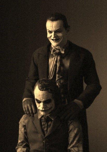 The Joker - Generations. . The Joker FUNNYJUNK