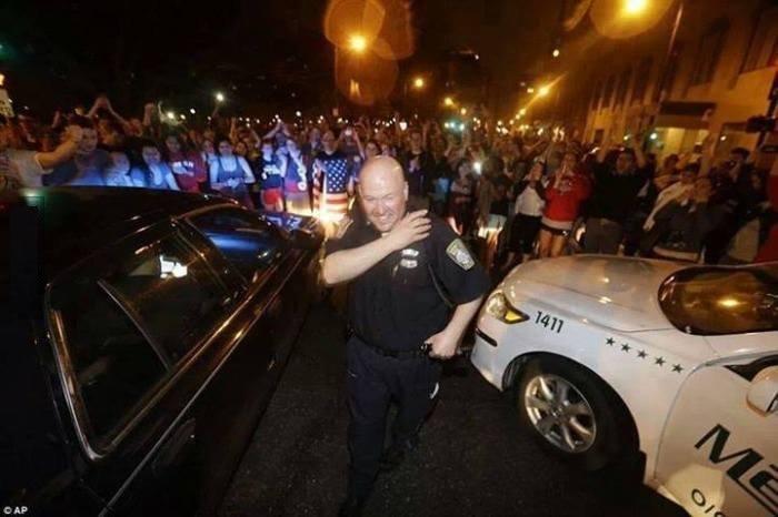 the man who arrested justin bieber. . CAF?. He couldn't get Heisenberg, so he went after Bieber
