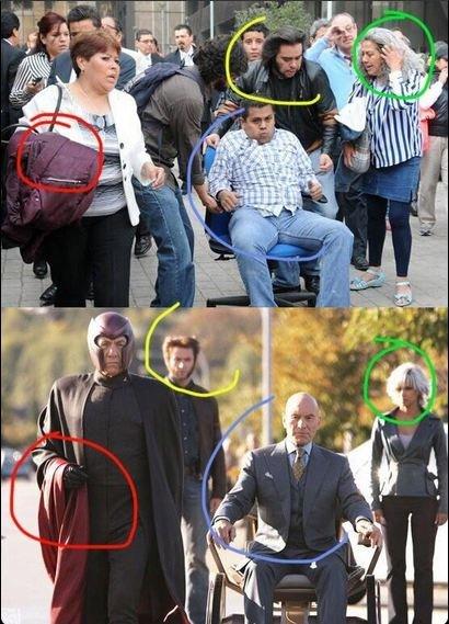 The New X-Men. Description.