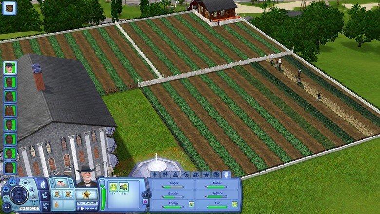 The Sims genius. . it h ananon