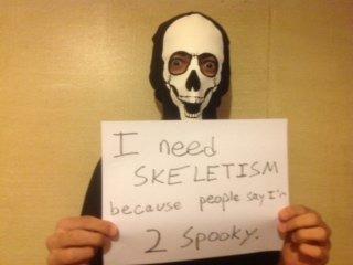 The spookiest of spooks. www.youtube.com/watch?v=K2rwxs1gH9w .