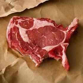 The United Steaks of America.. .. 'Murricha
