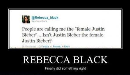 the female justin bieber. .