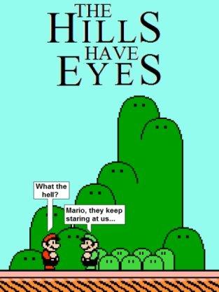 they watchin you sleep. .