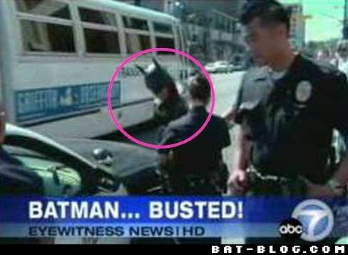 They Caught Batman. How?.. AWESOME!!! batman Super Hero funny lol