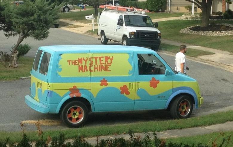 This confirms my neighbors're drugdealer. .