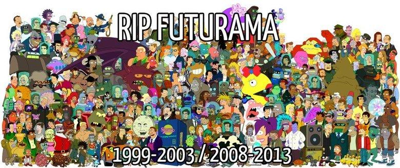 This is depressing. CC has stopped making Futurama episdoes again.. Did it die again?