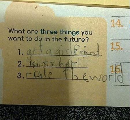 this kid. .