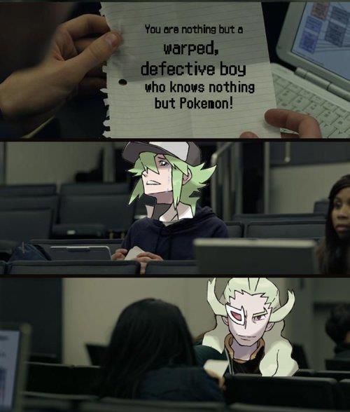 This post is relevant.. Gen 6 is confirmed. Pokemon 6ever..