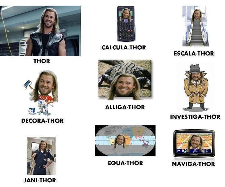Thor Title. Thor Description. AI. HR Git'. your forgot the best one of them all, MASTURBA-THOR