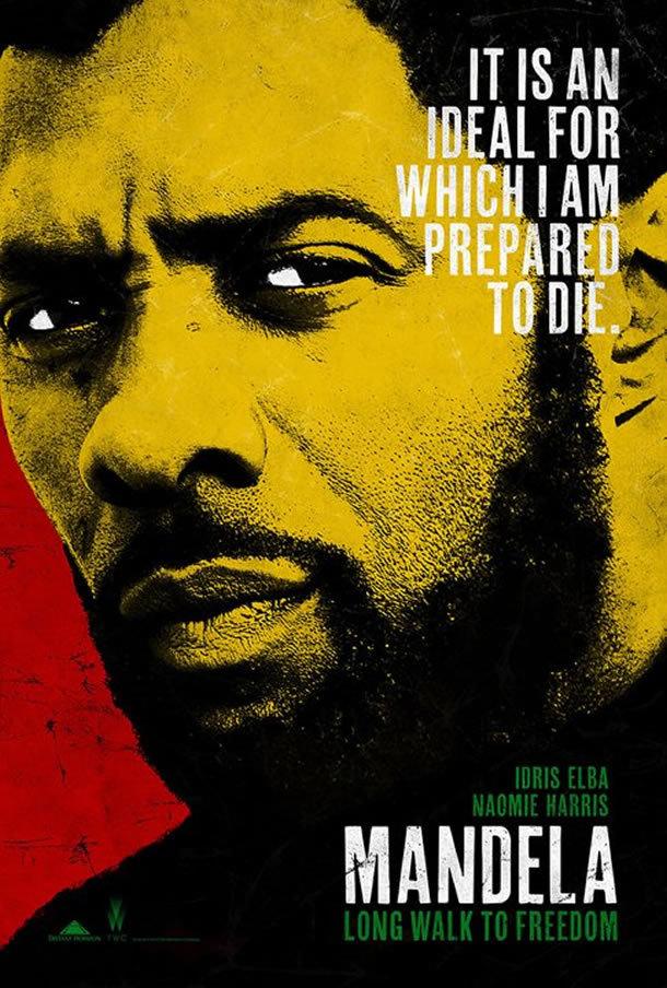 Thought Idris Elba Would Finally Survive. I thought Idris Elba would finally survive a movie.... NOPE. IMAM mandela idris elba