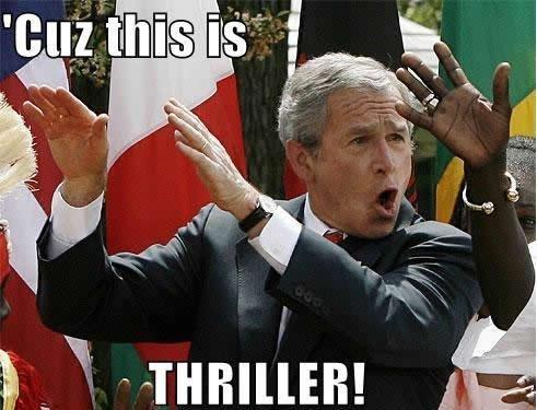 Thriller. .