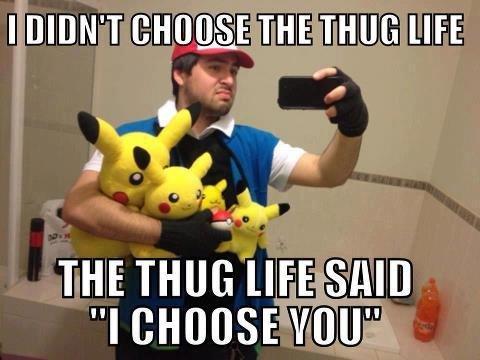 Thug Life. . 1 E I If 1 hr