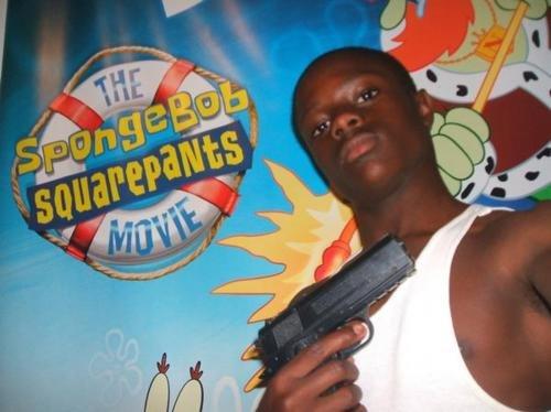 Thug Life. Its a G thing.. yo