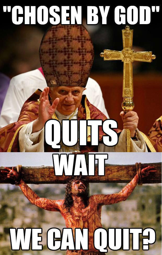 "Title. . nausea BY "" iitt . alt' It mil '. I'm a fan of the pope scumbag hat"