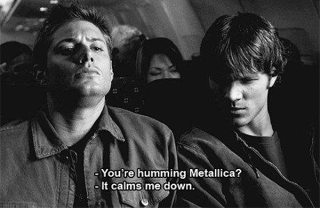 "To be fair, Metal Militia is pretty rela. . I' nu' re humming Metallica? 3. 'u. ""N,"