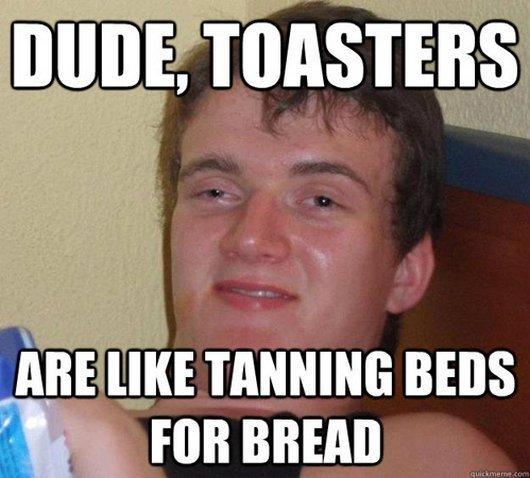 "Toast. not oc. Iqf BEES flotti"" an alarm"