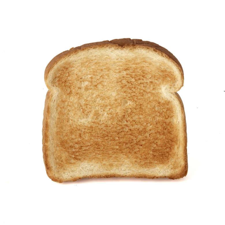 Toast. Toast.. toast bread Retoast