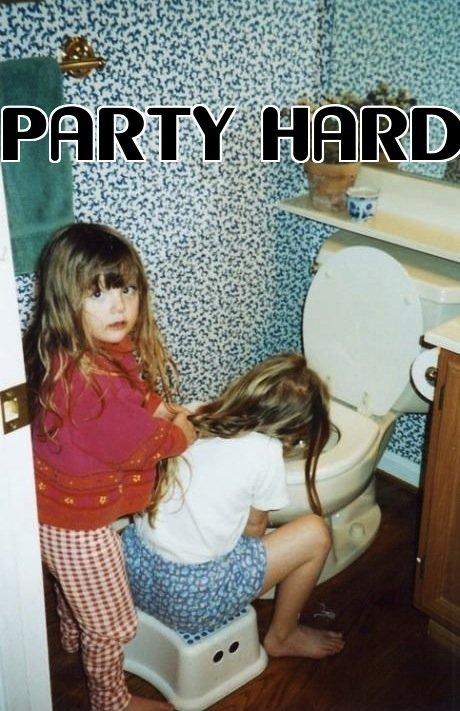 Too Much Koolaid. blarghrgbjkebk. kids Party hard