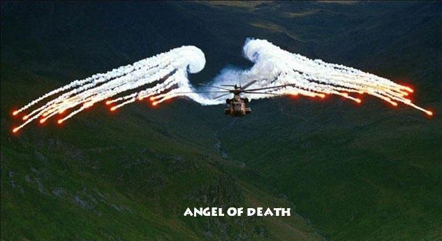 Too bad for you. . ANGEL or HEATH. badass