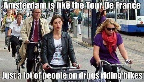 Tour de France. .