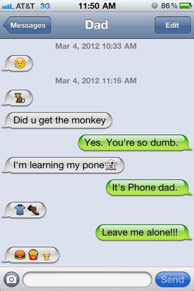 Troll dad likes to troll.. What a legend.. Mar 4, 2012 10: 33 AM Mar 4, 2082 11: 13 AM JOE) t Did u get the monkey )