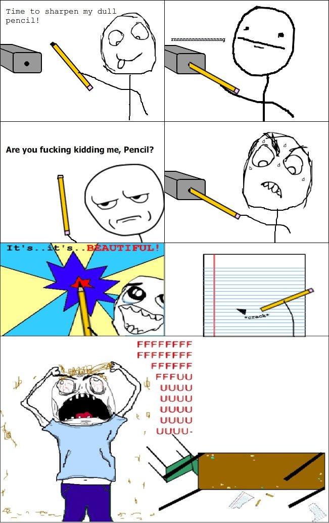 Troll pencil. Time to sharpen my dull pencil!. Time to sharpen my dull Are you kidding me, Pencil? FFA F FFA F FFCCFF LIGULA ULN pencill troll