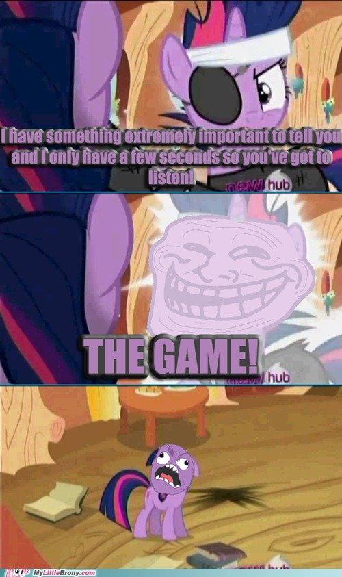 Trollight Sparkle. . Bl km. T to the W.I, L.I.G.H.T. and ain't no other pony troll it down like me! I'm twilight-licious ~<3