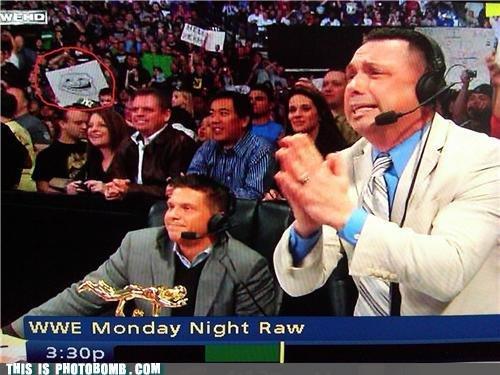 trolls on raw. lol. ii'' ii),' i; Monday Night Raw 3130;: I til II .