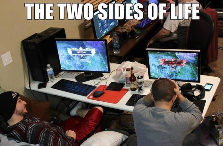 True. oc. league of legends OC