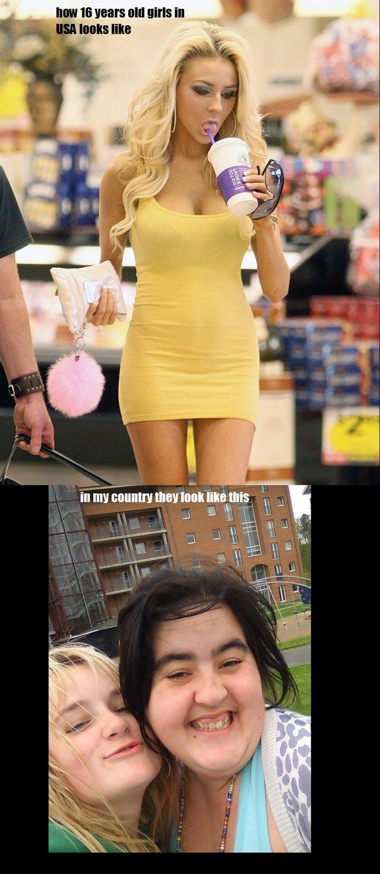 true story. . Hears Alli' girls in LIL gnu. YEAH GERMANY
