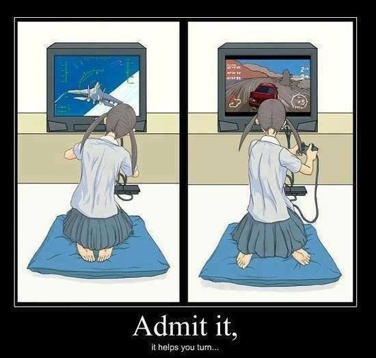 true. .. So true, I turn best when I'm a japanese school girl