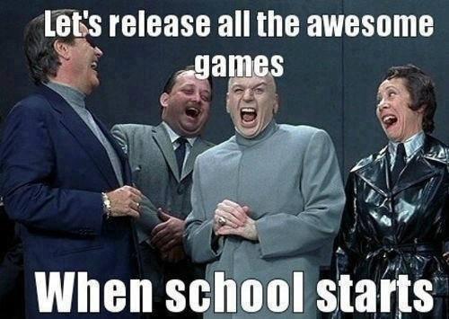 True. . PT. s If when school starts