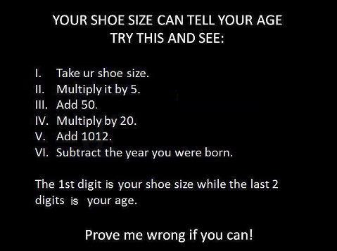 try it....... .. Size : 12 Year : 1990 i'm 21, said im 22. Fail