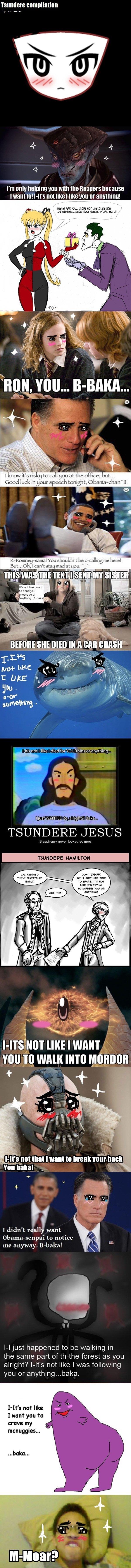 Tsuncomp. B-baka! thx google image and this comment section funnyjunk.com/channel/animemanga/tsundere+mom/frXgGse/.