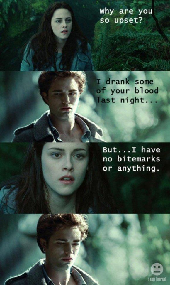 Twilight. Period.. .