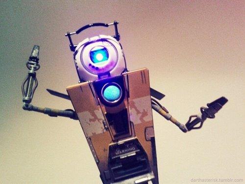 Two favorite robots. .. gadget gadget