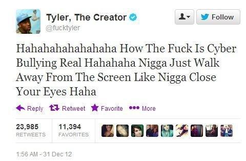 Tyler+the+creator+it+s+funny+cuz+its+tru