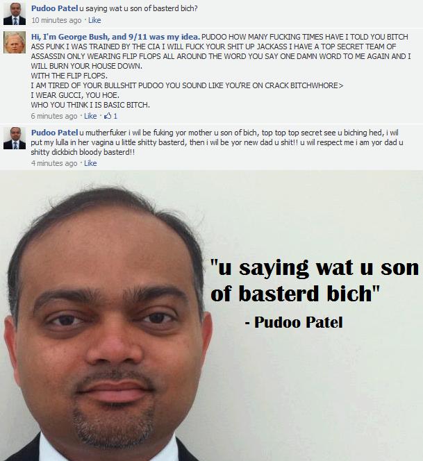 U son of basterd bich. all my wat r belong to us >tfw tags >inb4 op can't inb4. legiit Fudge Patel u saying wat u son of basterd him? 10 minutes ago . Lik