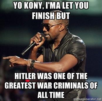 Uganda be kidding me. . MIKE WIS iii, or m girll' ! Of MI TIME Kony